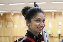 Elizabeth Koshy finishes 18th in 50m rifle 3 positions women