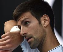 Novak Djokovic in Eastbourne Semis as Kerber, Halep Crash
