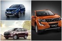 Tata Hexa Vs Mahindra XUV500 Vs Toyota Innova Crysta: Engine, Features, Safety and Price