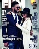 Yuvraj Singh and Hazel Keech's Brit avatar on this latest mag cover is panache at it's best
