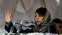 PM Modi 'only hope' to end 70-year-old Kashmir issue: Mehbooba Mufti