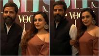 Rani Mukerji gets candid with BFF designer Sabyasachi Mukherjee, shares what happened when she first met Aditya Chopra