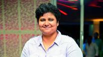 Nandini Reddy on cloud nine