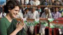 Priyanka Gandhi to campaign only in Amethi, Raebareli for UP polls