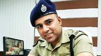 Urdu runs in the blood of this IPS officer