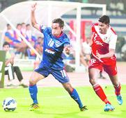 Bagan held by MFC