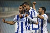 Getafe Hangs On for 1-1 Draw with Real Sociedad