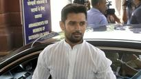 Leave lust for power, part ways with Lalu: LJP's Chirag Paswan to Bihar CM Nitish Kumar