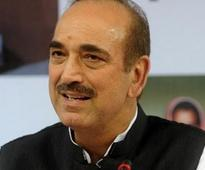 Azad trying to spread communalism in country: Jammu BJP