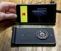 Kodak#39;s flagship camera-centric smartphone Ektra launched in India