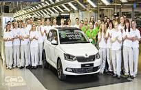 Skoda produces 1 million vehicles and 1.5 million engine and gearboxes in one year