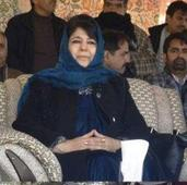 Give me peace, I will pursue dialogue: Mehbooba