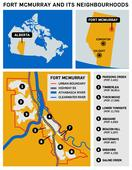Fort McMurray wildfires: Emergency information and how to help