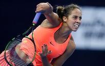 Keys 1st American in WTA Finals since Williams sisters