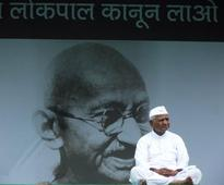 Anna warns of another fast for Lokpal