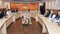 BJP Central Election Committee meet: Candidates for UP, Manipur assembly polls to be declared