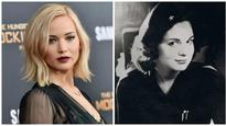 Jennifer Lawrence to play probably the coolest woman to ever live