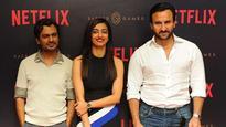Netflix bosses liken Saif Ali Khan's 'Sacred Games' to critically acclaimed docu-drama 'Narcos'