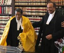 K.K Venugopal assumes charge as Attorney General