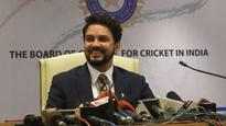 Ever-growing Anurag Thakur scales BCCI heights