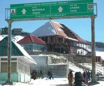 Ready for talks to reopen Nathu La pass, says China