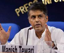 Manish Tewari calls Pak action on Hafiz Saeed 'eye wash'