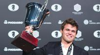 World chess championship: Raise a toast to King Carlsen