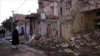 UN 'concerned' about besieged Iraqi city