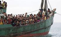 Myanmar Rohingya boat dead 'forced' to travel by sea