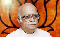 LK Advani to inaugurate development projects in Ahmedabad