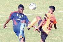 Calangute, Vasco have it easy