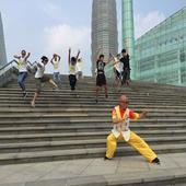 Shaolin Chan Foundation Presents the End of the Golden Monkey Year...