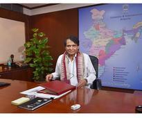 Merger of STC, MMTC under process: Commerce minister Suresh Prabhu
