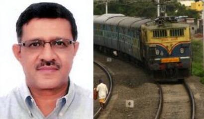 The man who paid Rs 90 lakh bribe to rly minister's nephew