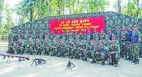 RPF observes 38th raising day