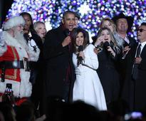 Nat'l Christmas tree lighting