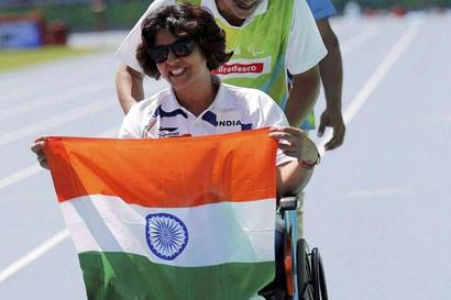 Centre announces Rs 90 lakh reward for Paralympics medallists