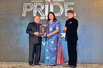 Grace Pinto bags 'Pride Of India - Woman Of The Year' award