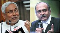 Prashant Bhushan's appeal shows how law is not taking its own course in Nitish Kumar's Bihar