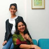 Meet Sudha Rani's daughter Nidhi
