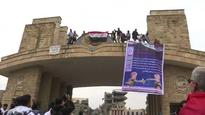 Students return to university in Mosul after recapture from IS