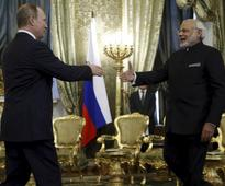 'Make in India' takes centre stage at India-Russia partnership talks