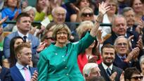 Wimbledon 2016: What happened when Serena Williams met Margaret Court, a gathering of greats