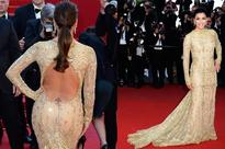 Cannes red carpet: Day three