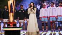 Sunny Leone's rendition of national anthem at Pro Kabaddi League match lands her in legal soup