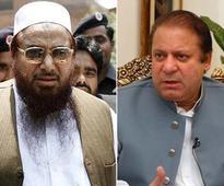 Hafiz Saeed invites Nawaz Sharif to his Lahore rally