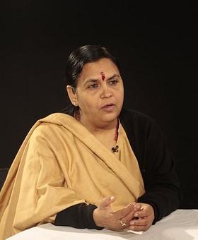 I ordered rapists be hung upside down, salt put on wounds: Uma Bharti