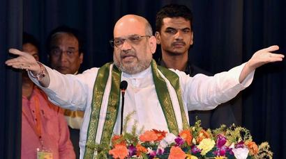 Gujarat riots: Amit Shah says accused minister wasn't present