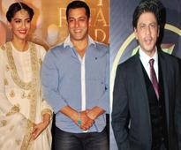 Salman Khan started 'extended arms' pose or Shah Rukh Khan? Salman, says Sonam Kapoor