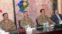 Pak Army trains guns on terror facilitators